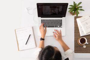 Wygoda użytkowania laptopa biurowego